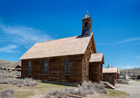 Bodie and Highway 395, Eastern CA